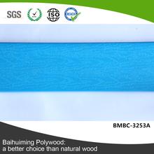 grande impermeabile e resistente legno sintetico