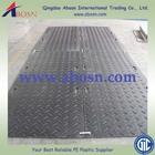 heavy duty track mat/PE Material Temporary Roadways