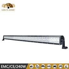 "240w 40"" Light bar LED spot flood combo beam off road fog 4x4 race dune buggy wd"