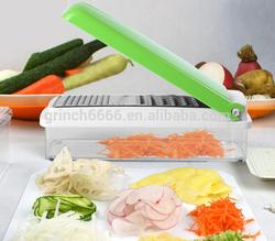 Multifunctional Vegetable slicer,vegetable chopper