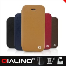 QIALINO Wholesale Price Nice Design Fancy Cell Phone Cases For Iphone 5