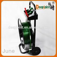 PET PP strap Trolley, steel strap Dispenser, cheap, good quality