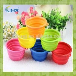 Hot selling colorful dog feeding bowl