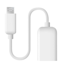 OTG Cable white Manufacture Directly Sell New Micro USB OTG Cable Adapter For Samsung Compatibility