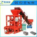 Ladrillos de cenizas volantes de maquinaria / hormigón producción filipinas / ladrillo máquina automática, Qtj4-26c ladrillo macizo de la máquina