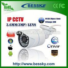 camera lilin,POE IP camera,p2p ip camera