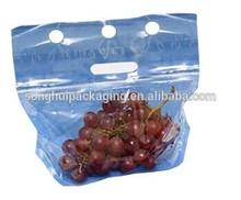 fresh grape pouch/ fresh grape packing pouch/ fresh grape plastic pouch