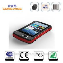rfid reader manufacturer/QR code/dual core smart tablet computer