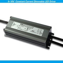 60W 0-10V dimming led driver constant current pwm compatible led driver CE RoHS approval