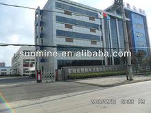 China Top Brand SUNMINE EQUIPMENT:Vehicle Carpet Foaming Mould Machine