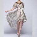 bas prix robe de mariée robe de soirée longue pour les jeunes filles