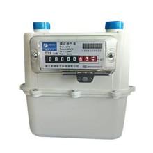 domestic diaphragm gas meter with aluminum case