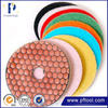 top products hot selling new 2015 Diamond Grinding Tooling Wet Polishing Pads