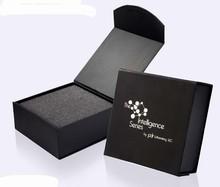 2015 new design gift jewelry box custom paper foldable box