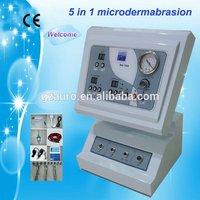 Diamond skin scrubber skin cleansing face lifting skin peeling machine Au-708