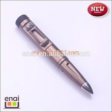 silicon nitride hard tip aluminum technical fucntion self defense pen for hidden defense weapon