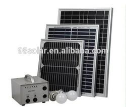 High efficiency 90Wsolar panel manufacturing machines
