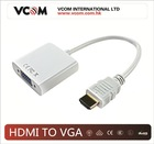 2015 Top Selling VGA to HDMI Converter Cable Price in India