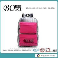 pink adult school book bag satchel backpacks