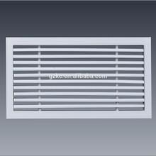 Air conditioning aluminum linear bar grille air diffuser