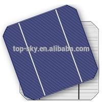 2015 hottest monocrystalline solar cells 156x156 with 2BB/3BB, solar wafer