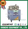 Panqueca de gás fogão/panqueca máquina preços/industrial pancake maker