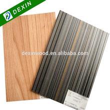 4'x8' or 3'x7' Natural or Recon Veneer MDF Board