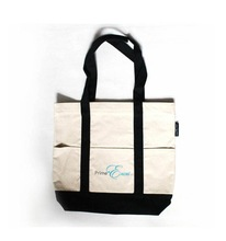 natural canvas tote bags with pockets