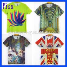 Wholesale Fashion Short Sleeve T-Shirt Men's Leisure T-shirt