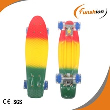 Complete skateboard /cruising skateboards /fish boards skateboards