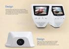 GND-A011 FHD 1080P Smart Car Camcorder Mini Hidden Car DVR Camera