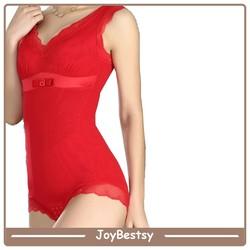 Wholesale Womens Lace Body Shaper Corset Body Briefer Bodysuit Slimming Shapewear Sexy Underwear