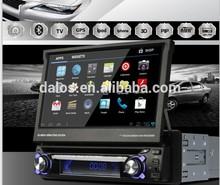 7 INCH bluetooth tv GPS NAVIGATION IPOD 3G/WIFI touch screen car dvd player