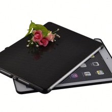 China hot sale 2015 100% real tablet for ipad air 2 carbon fiber case