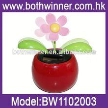 SQ184 swing solar apple flowers