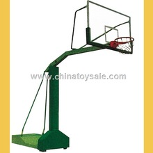 2015 hot sale plastic standard basketball hoop stand