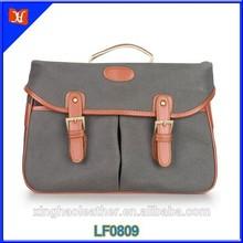 Vintage PU Leather/ Canvas DSLR Camera Shoulder Bag,camera bag dslr