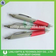 2015 Promotion or Giveaway Gift OEM Logo Plastic Hot Pen