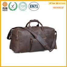 men leather travel bag,new design travel bag,fashion travel bag