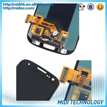 For samsung galaxy s3 lcd touch screen without frame for i9300/i9305/i747 LCD screen