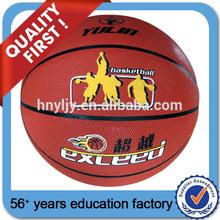 Sports PU Basketball Balls Size 7 Basketball with Microfiber PU Leather Material