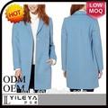 High la mode grande taille corée d'hiver pour femmes manteau modèle