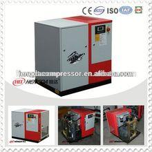 Industrial Electric Power 10bar 15HP 1.5m3/min Screw electric portable air compressor