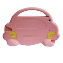Hot corlorful Smart car soft silicon tablet bumper cover for ipad mini
