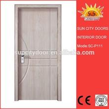 China supplier european internal bedroom door SC-P111