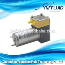 Lliquid and gas usage diaphragm pumps 35 psi low flow