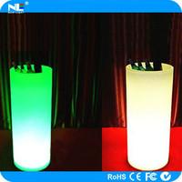 led illuminated furniture/led illuminated furniture bar table/led bar cocktail table for sale