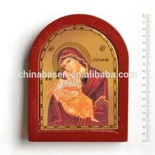 madonna and child fridge magnet tourist souvenirs