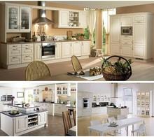 Foshan factory low Price luxury kitchens small modern kitchen cupboards