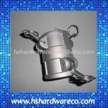 Aluminum Cam-Lock Spool Couplers Cam & Groove Couplings for Hose & Pipe